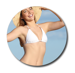 Vectus Laser Hair removal keeps you looking great